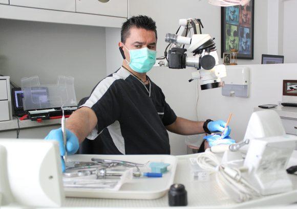 Tratamiento de dientes especializados